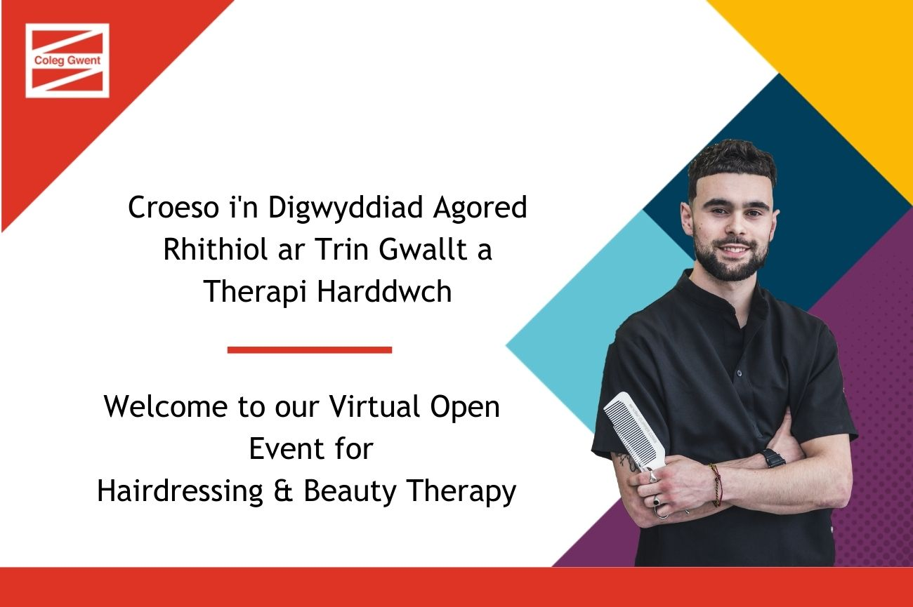 Hairdressing & Beauty Therapy webinar thumbnail