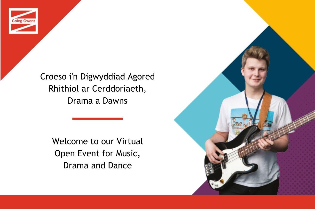 Music, Drama & Dance webinar thumbnail