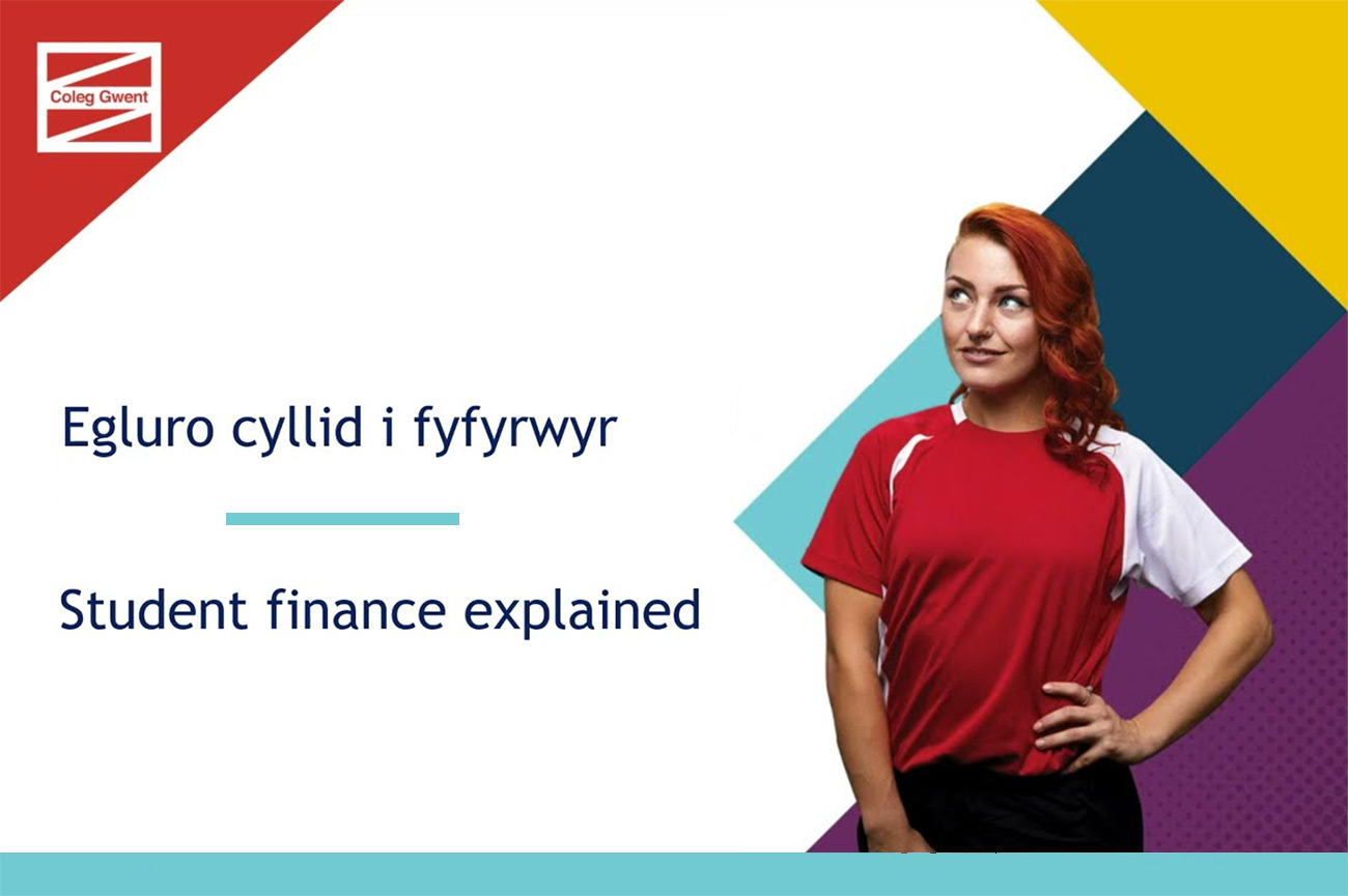 Student finance explained video thumbnail